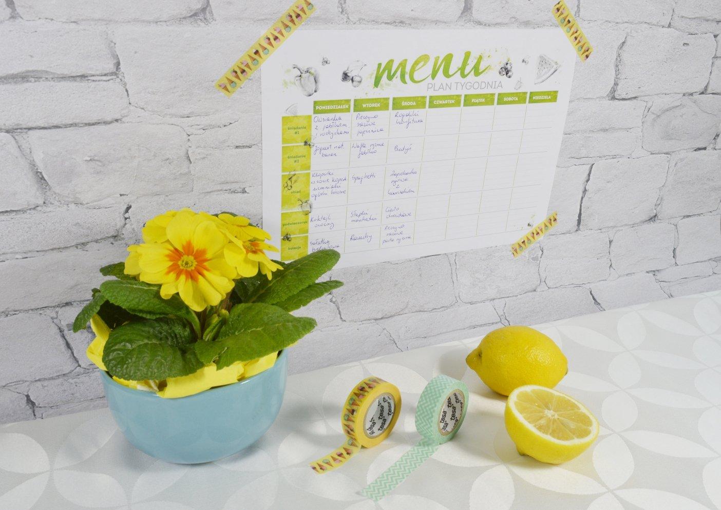 Domowe menu