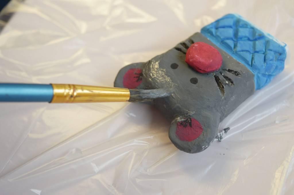 Malowanie Strugaczki DIY