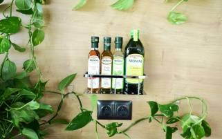 Montaż półki w kuchni bez wiercenia - tesa (14)