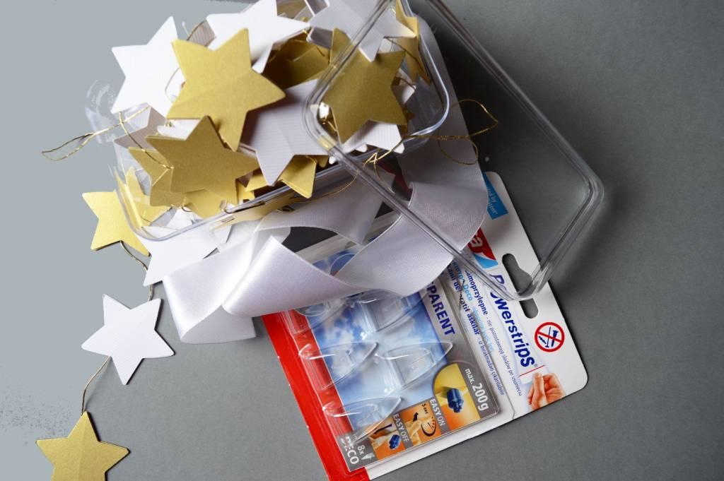 Ozdoba świąteczna DIY z papieru